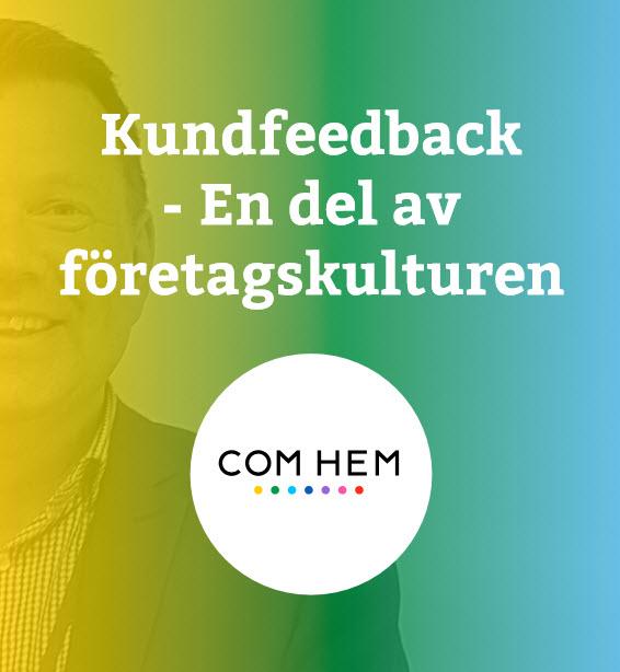 Ladda ner kundcase – Kundfeedback i Com Hems företagskultur