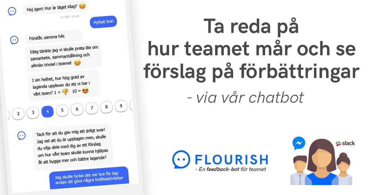 Mobil konversation Flourish